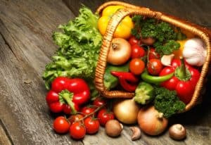fresh foods to remove nicotine from body